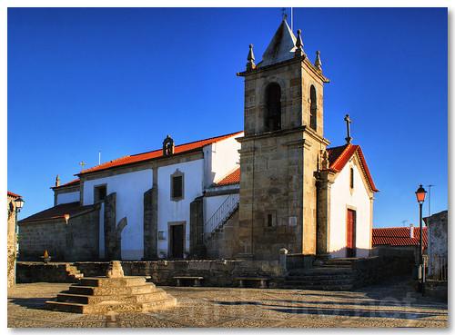 Igreja de Nossa Senhora da Assunção / Igreja Matriz de Castelo Bom by VRfoto