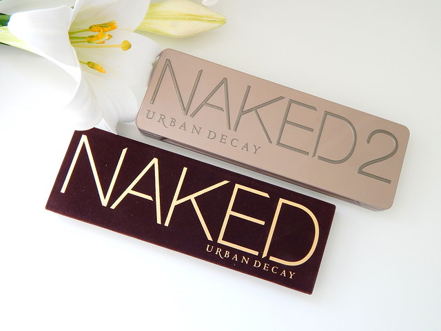 Urban Decay Naked 1 & 2 Palette