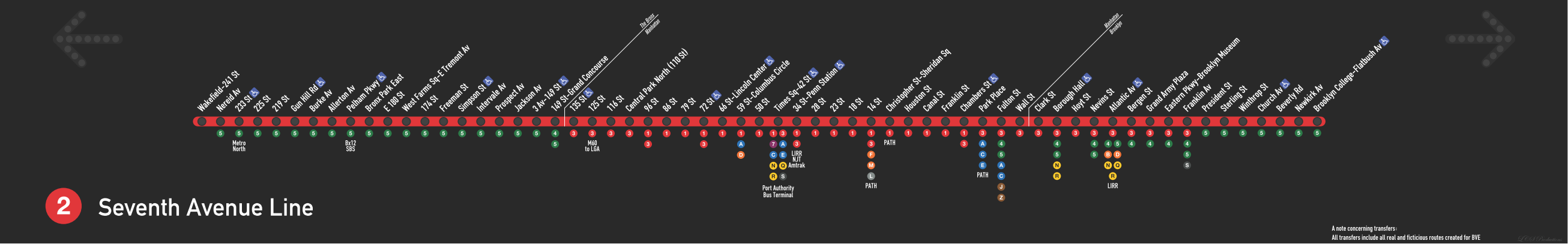 1 Train Nyc Map.A Train Map Nyc Stonefalls Treasure Map 1