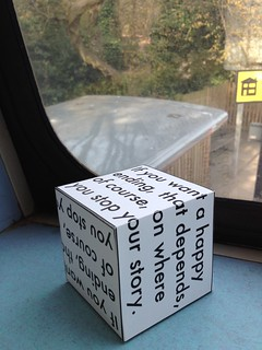 Bus Stop cubed - THE BEGINNING IS NIGH - 2/3 - The Welles -