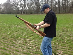 trap shooting(0.0), lawn(0.0), grass(1.0), clay pigeon shooting(1.0), sports(1.0),