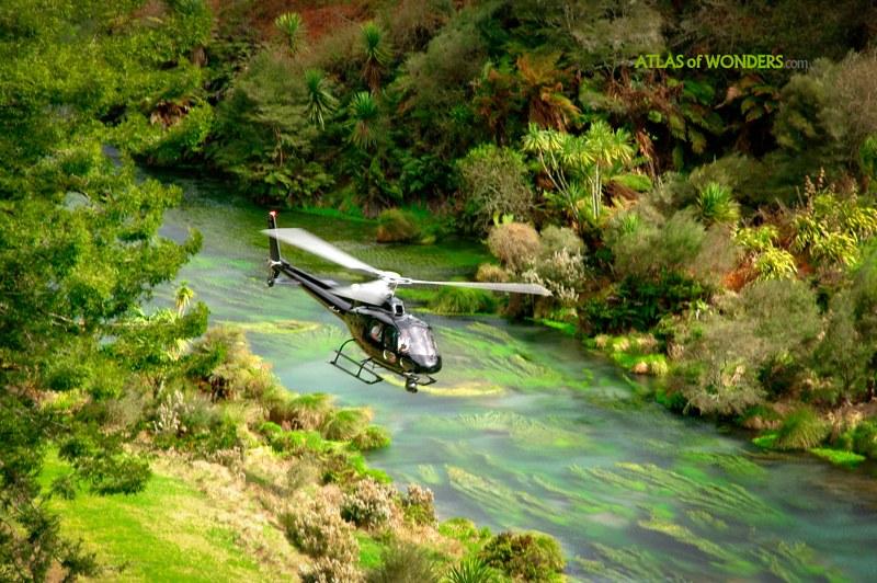 Te Waihou новой зеландии