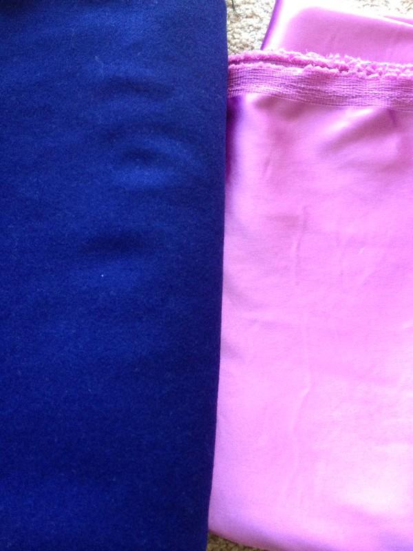 Anise fabric