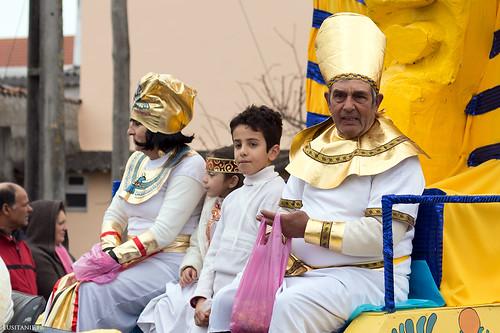 Les gentils egyptiens distribuaient des bonbons