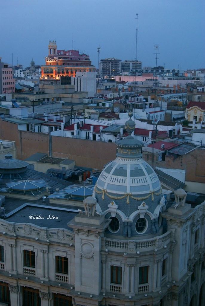 Valencia desde el Edificio Telefonica (13)