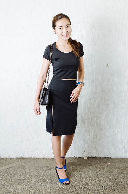 black-cocktail-dress-with-sleeves