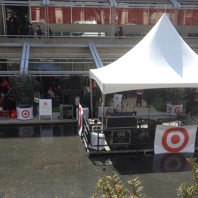 Target pop up patio