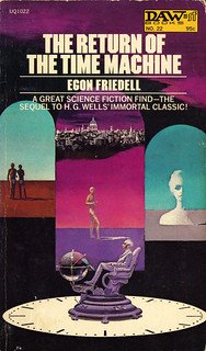 Daw Books UQ1022 - Egon Friedell - The Return of the Time Machine