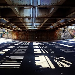 #streetphotography #structure #train #tracks #shadow #vagabond