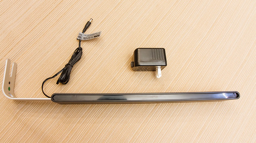 Spec V LED Light and power adaptor