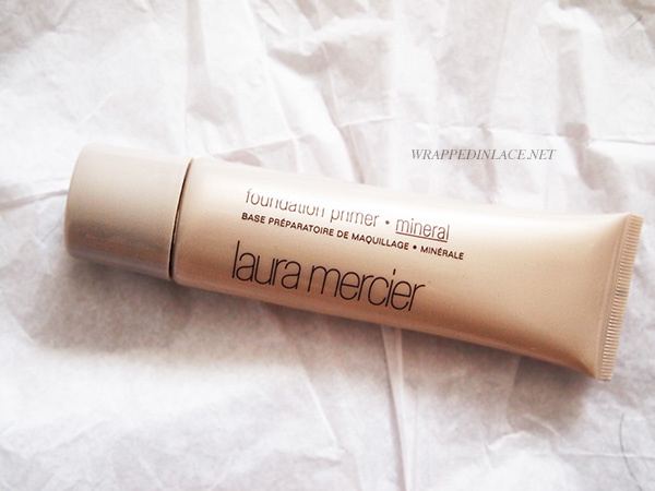 Laura Mercier Foundation Primer (Mineral) Review