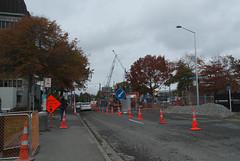 Infrastructure Repair Work