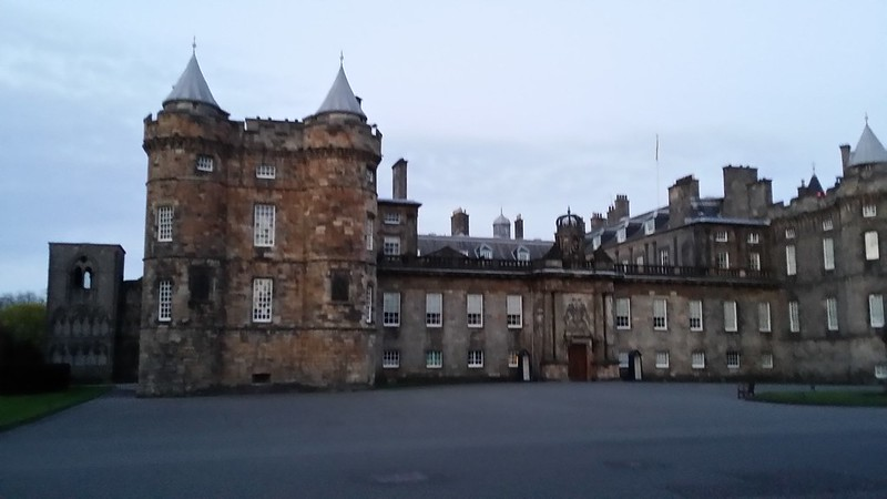 Palace of Holyroodhouse #sh