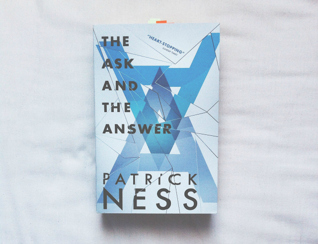 the ask and the answer blog book lifestyle uk vivatramp