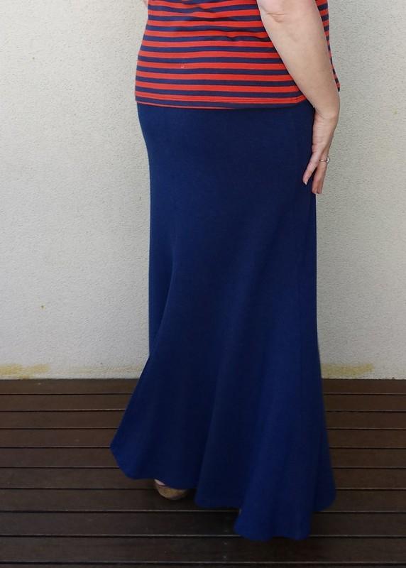 SBCC Cosmo maxi skirt