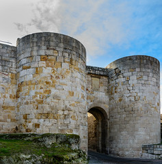 Zamora. Puerta de Doña Urraca