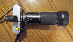 Leica M 240 + Tokina 60-300/4-5.6