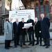 Visit to Carlisle Memorial Church Restoration Works Phase 1, 03 February 2015