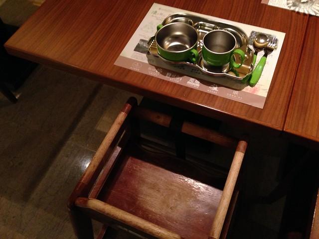 兒童餐具@台中裕元花園酒店