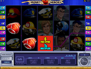 Sneak a Peek Hunky Heroes Pick a Package Feature