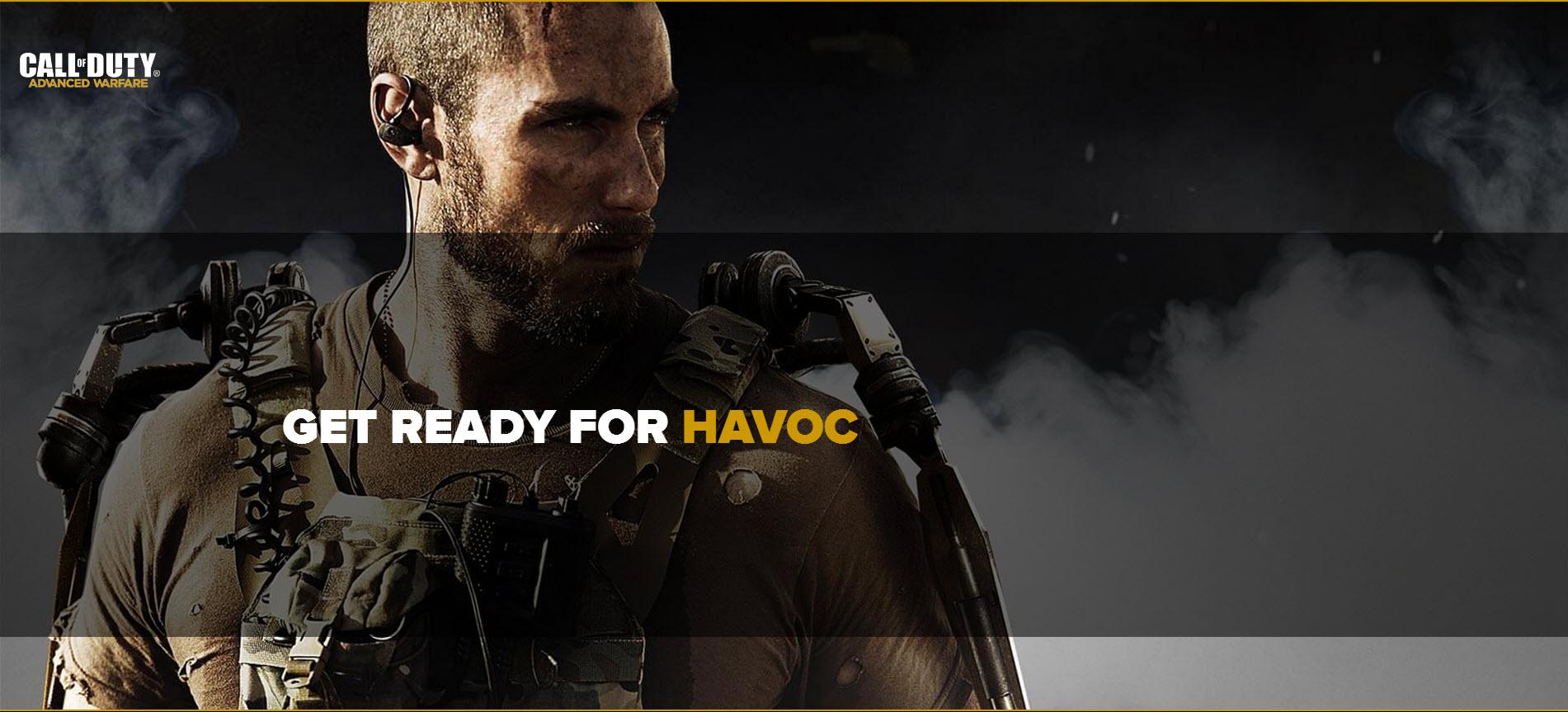 COD:AW Havoc