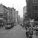Outdoor Shot of Traffic Congestion Looking East on Sutter St. From West Side of Stockton St. | February 14, 1946 | D5053 by SFMTA Photo Archives