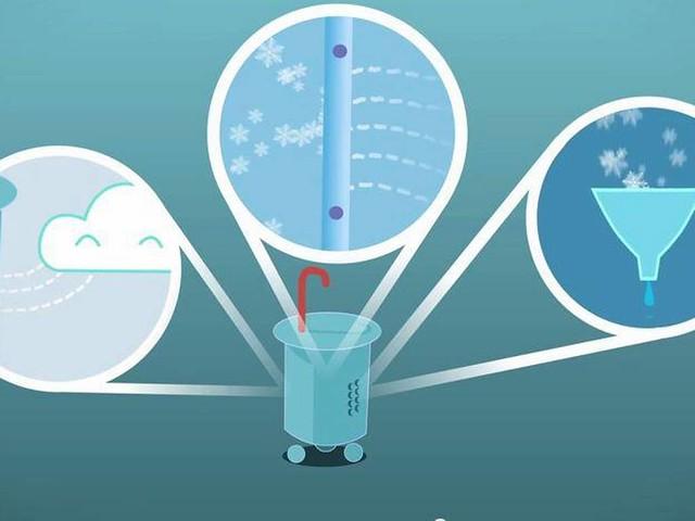 Este novedoso invento transforma el aire en agua potable 16326528889_12d49f9ea0_z