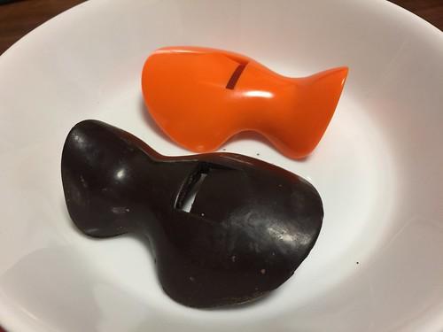 鼻笛チョコレート