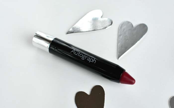 autograph damson twist up lip colour