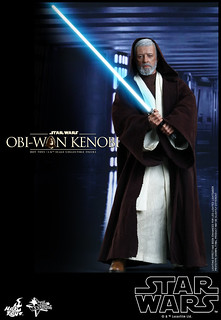 Hot Toys – MMS283 – 星際大戰:四部曲 曙光乍現【歐比王·肯諾比】1/6 比例 Star Wars Obi-Wan Kenobi