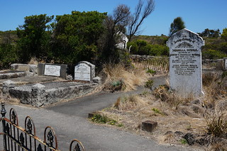 Cemetary for shipwreck victims
