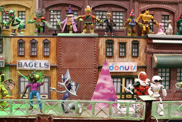 Teenage Mutant Ninja Turtles - New York Toy Fair 2015
