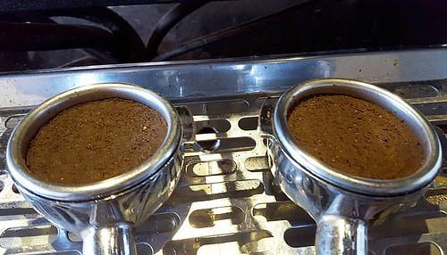 Even Steven. #kvdwspirit #espresso #caffedbolla #slc #kvdw