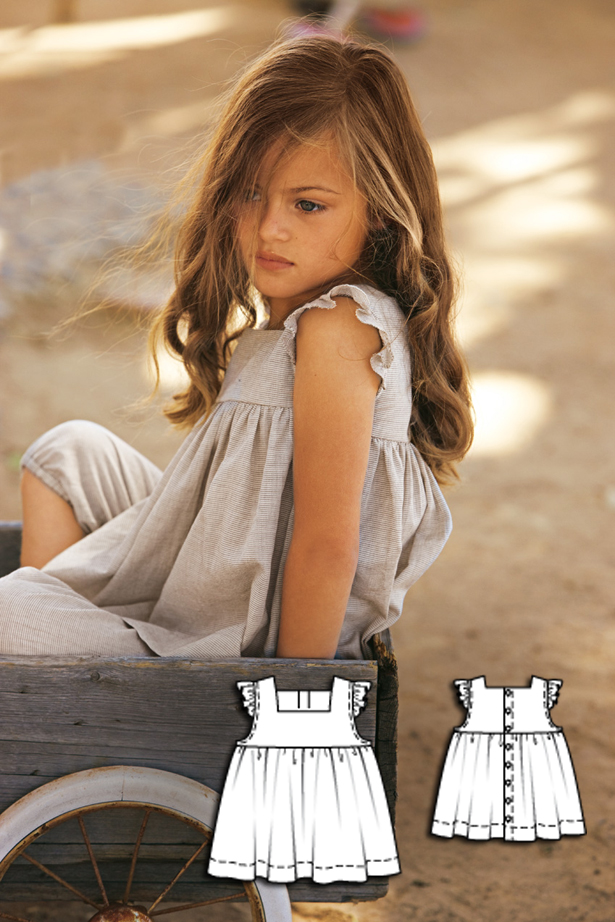 Farm Day: 10 Children\'s Sewing Patterns – Sewing Blog | BurdaStyle.com