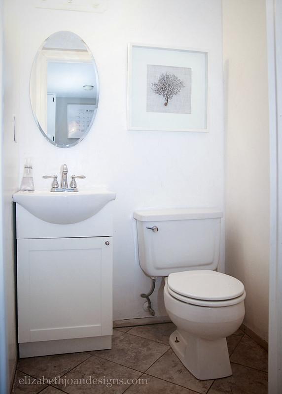 White Bathroom Before Seafan