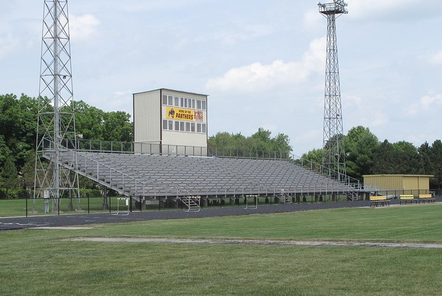 Evans Field, Mount Pleasant (Iowa), 14 June 2016