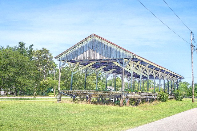 Salley Cargo Depot