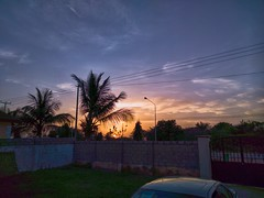 Nexus 6P @Sunset post processed Snapseed.
