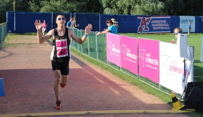 Ketner na Olympijském běhu v Ostravě vítězí potřetí za sebou