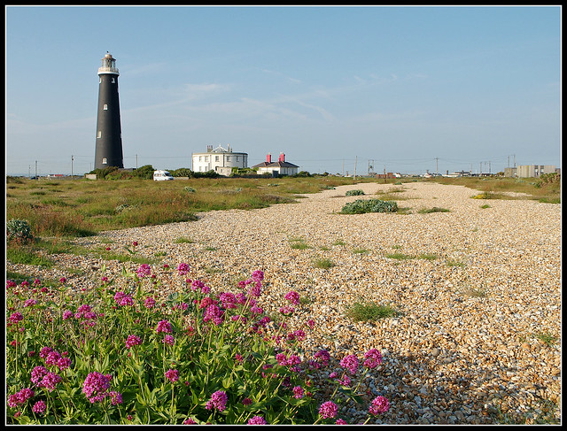 The Old Lighthouse, Dungeness