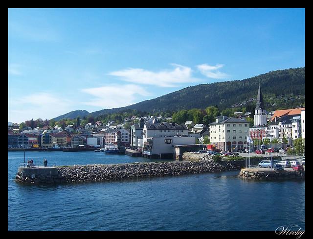 Fiordos noruegos Trondheim Vinjef Valsoy Halsa Molde Alesund - Molde