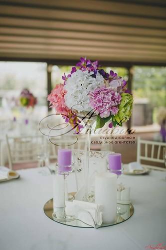 Cвадебное агентство «Айлавью»  > Фиолетовый — цвет изысканности и роскоши.