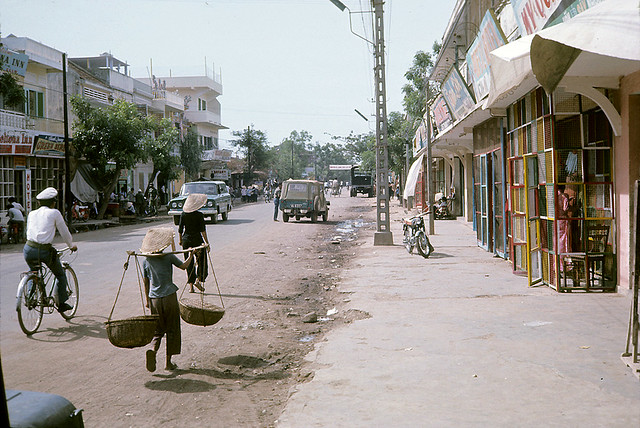 Downtown Qui Nhon 1967