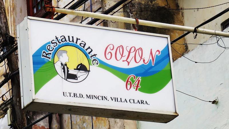 Restaurant Colon