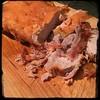 #PuertoRican #BBQ #Pork #KamadoJoe #Homemade #CucinaDelloZio - slice meat!