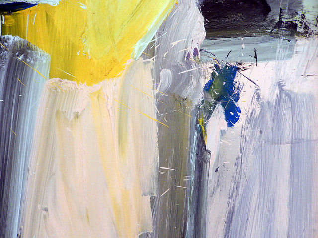 Willem De Kooning, Rivers 1960, at Whitney Museum | NYC