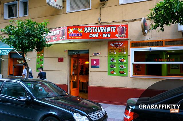 Kebab Ana Murcia