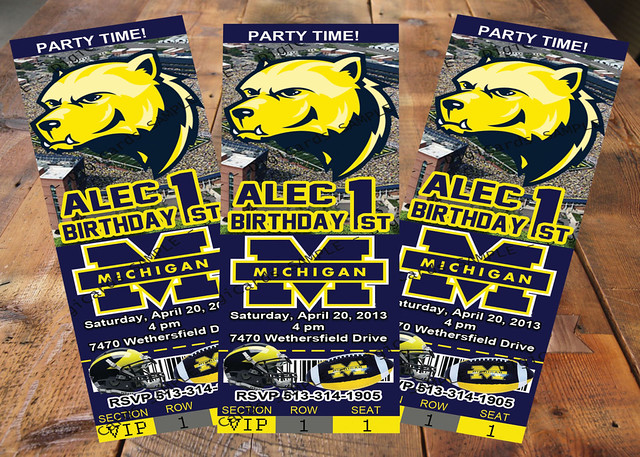Football Birthday Party Invitations with awesome invitations sample