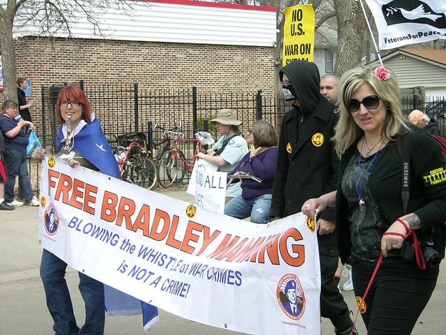mayDay Free Speech free b maning