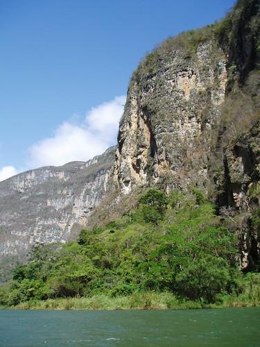 river mexico canyon boattrip chiapas sumidero riogrijalva